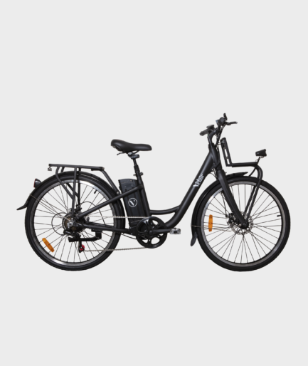 Vélo london profil